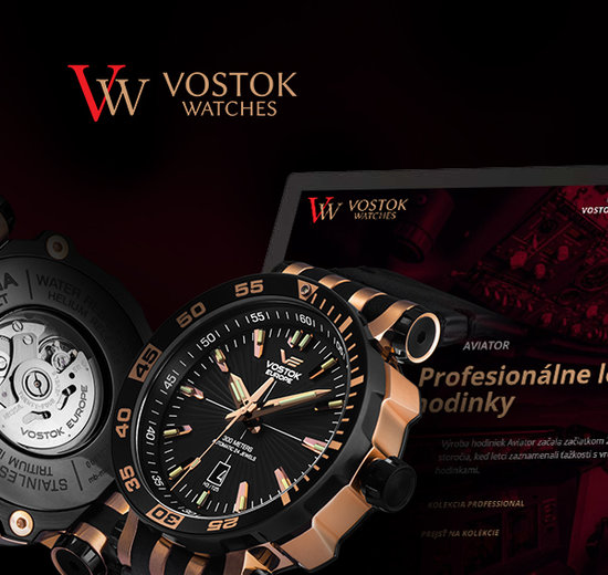 Vostok Watches